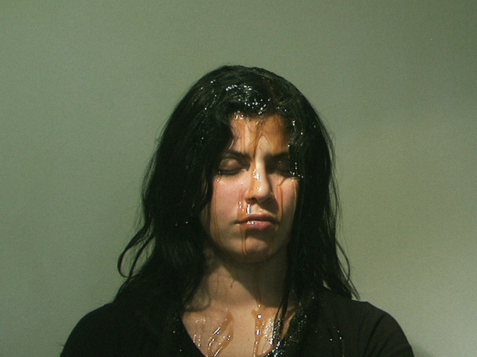 6. A drop of honey, 2013 - Performance, Video Still (Naivy Perez)