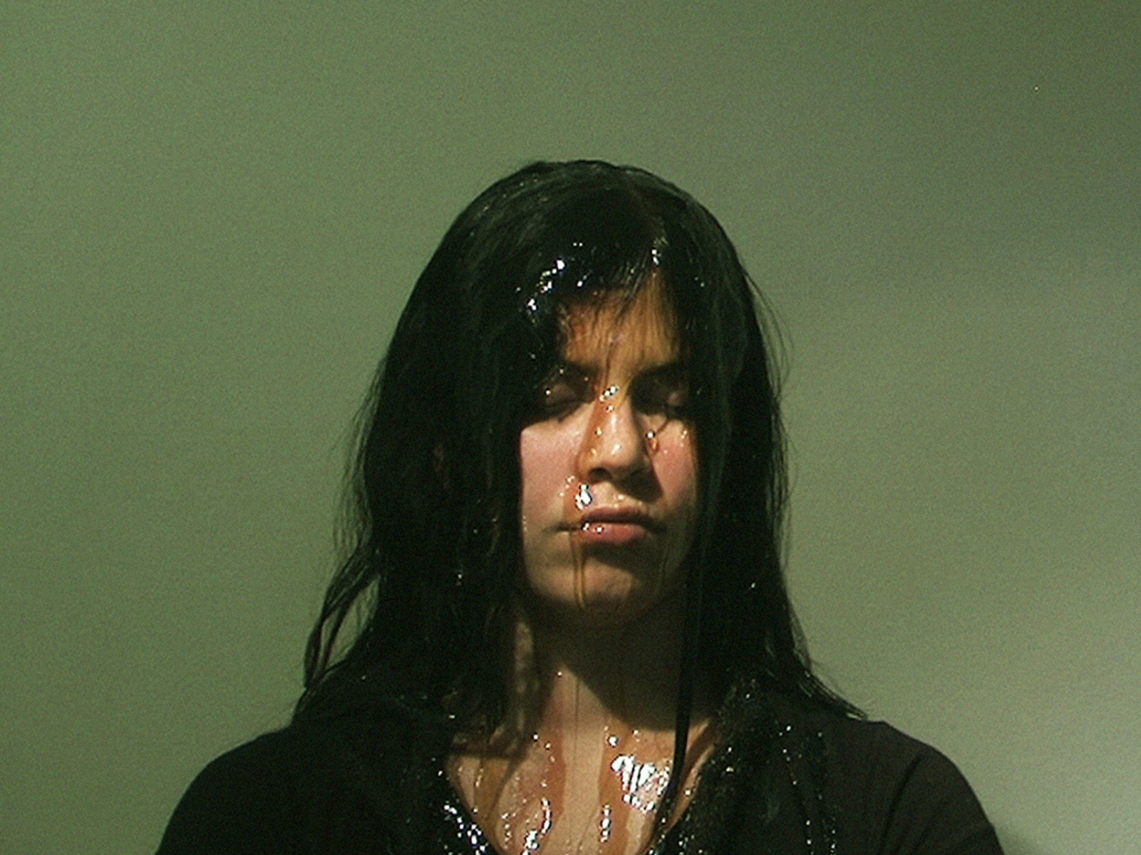 8. A drop of honey, 2013 - Performance, Video Still (Naivy Perez)