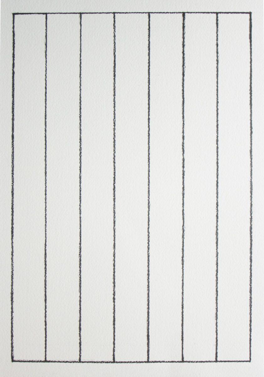 Rainbow's pact, 2012 - Drawing (Naivy Perez)