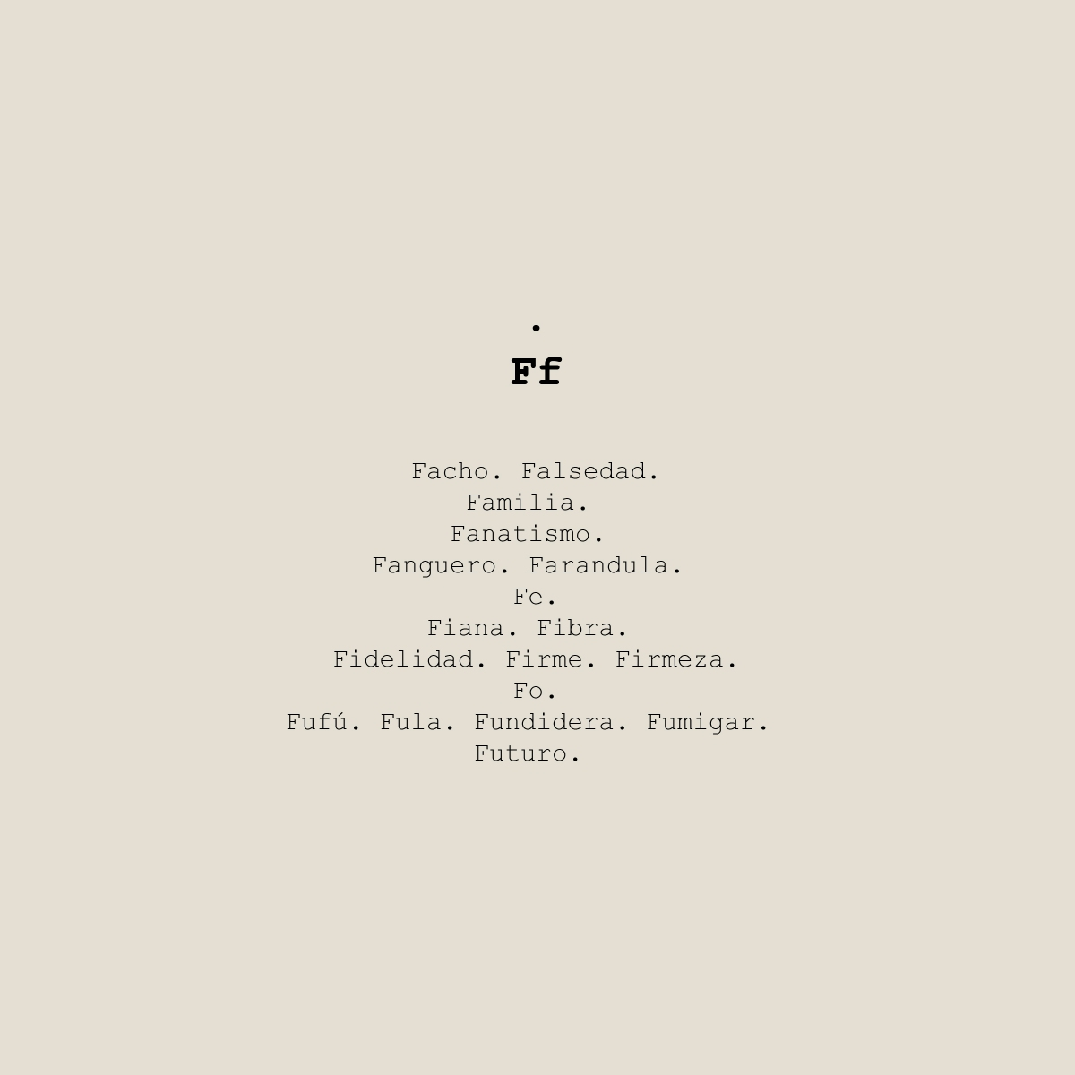 07Ff. Speech, 2007 - Performance, Book (Naivy Perez)