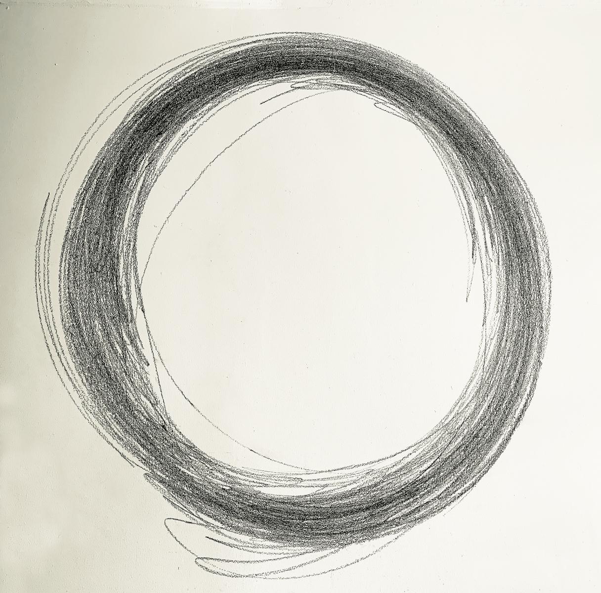 1. Cero Absoluto, 2015 - Drawing, Performance(Naivy Perez)