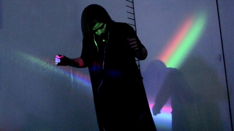 1. VIP Party (2019) Performance (Still de video) Naivy Perez