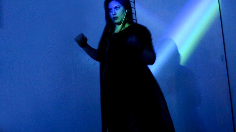 2. VIP Party (2019) Performance (Still de video) Naivy Perez