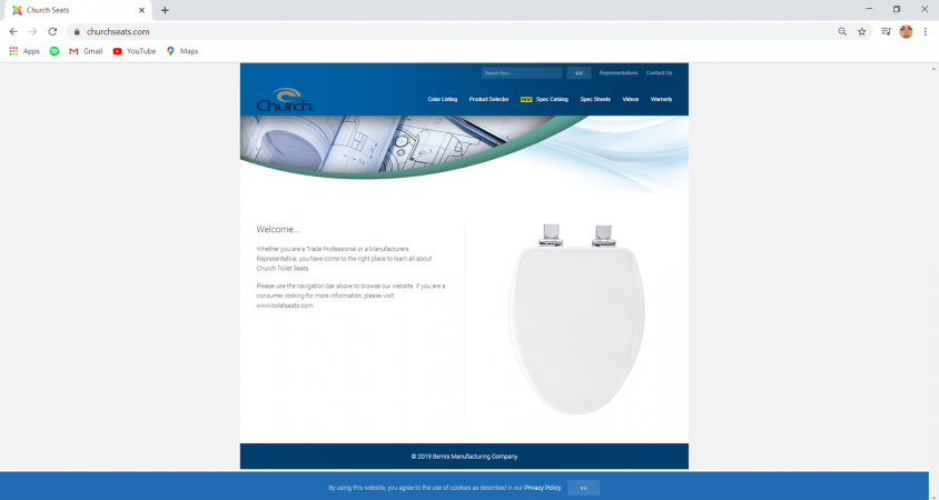 3. Cathedral, 2014 (Church Company Website)