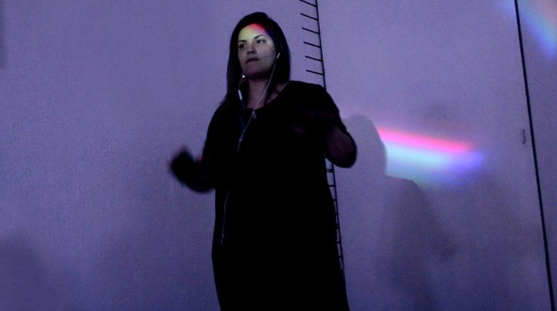 3. VIP Party (2019) Performance (Still de video) Naivy Perez
