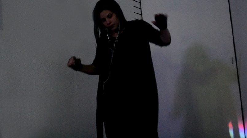 5. VIP Party (2019) Performance (Still de video) Naivy Perez